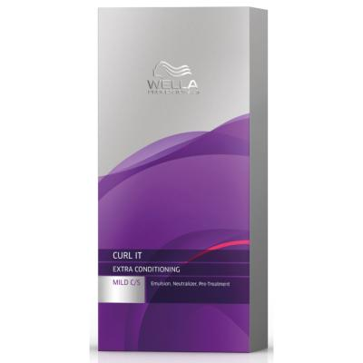 "Permanente CURL IT ""MILD"" WELLA fl.75ml"