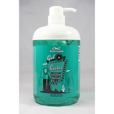 "Gel CACTUS Ultra Fort ""HAIRGUM"" Flacon Pompe 900ML"