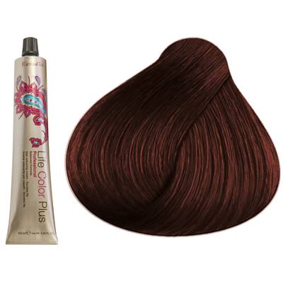 LIFE COLOR 6.5 Blond Foncé Acajou tube 100ml