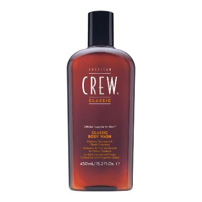 "BODY WASH GEL DOUCHE Vitalité "" AMERICAN CREW"" flacon 450ml"