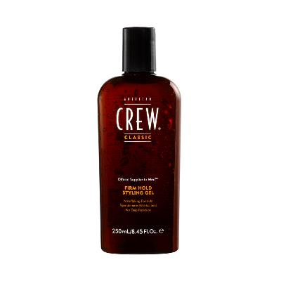 "Gel FIRM HOLD STYLING ""AMERICAN CREW"" tube 250ml"