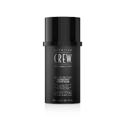 "MOUSSE A RASER PROTECTIVE SHAVE FOAM ""A.CREW"" bombe 300ml"