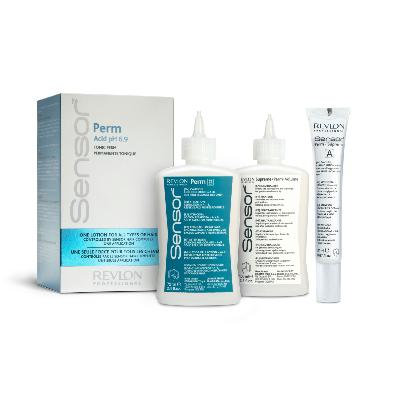 Kit SENSOR PERM TONIC REVLON 72+20+100ml