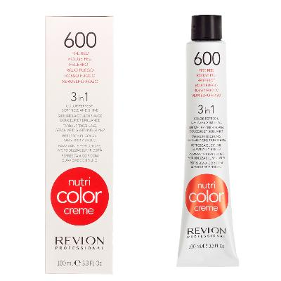 NUTRI COLOR CREME N°600 ROUGE FEU tube 100ml