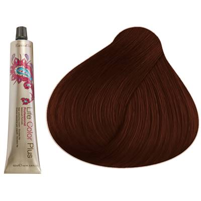 LIFE COLOR 6.52 Blond Fonçé Chocolat Acajou tube 100 ml