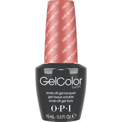 "GEL COLOR T23 Are We There Yet? OPI fl.15ml ""BRAZIL'"
