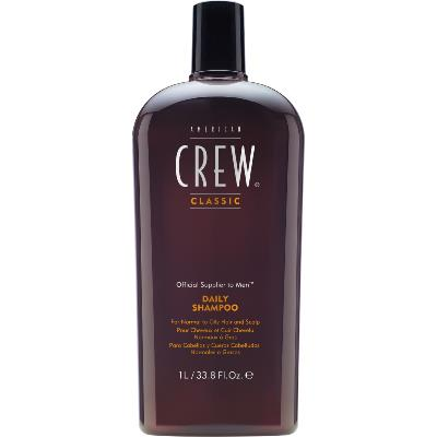 "Shampooing DAILY Shampoo "" AMERICAN CREW"" flacon 1 L"