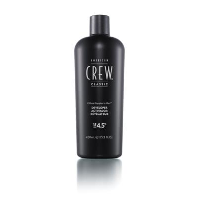 "REVELATEUR PRECISION BLEND 15vol ""AMERICAN CREW"" flacon 450ml"
