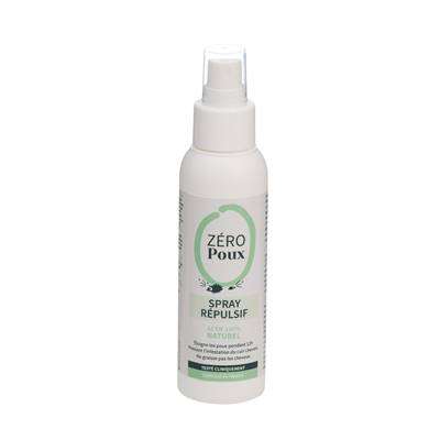 "SPRAY REPULSIF ""ZERO POUX"" MULATO fl.100ml"